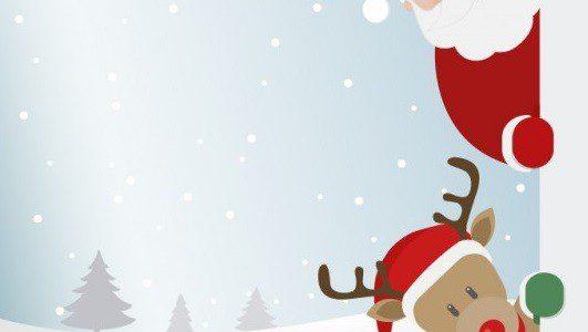 Vacances de Noel 3-11 ans, le programme