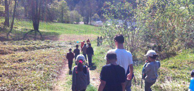 6-10 ans : sorties au Plateau du Bénou