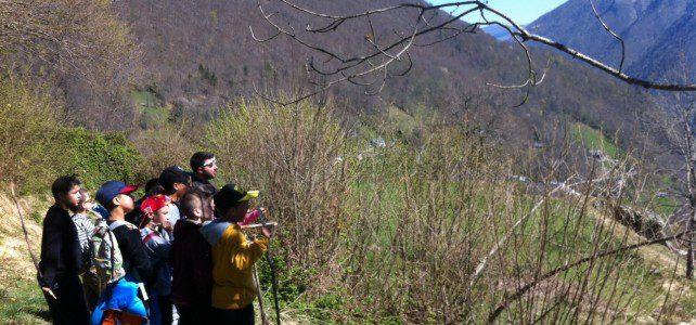 Vacances de Printemps- Secteur Jeunes – Séjour Nature – La vidéo d'Avril !!!