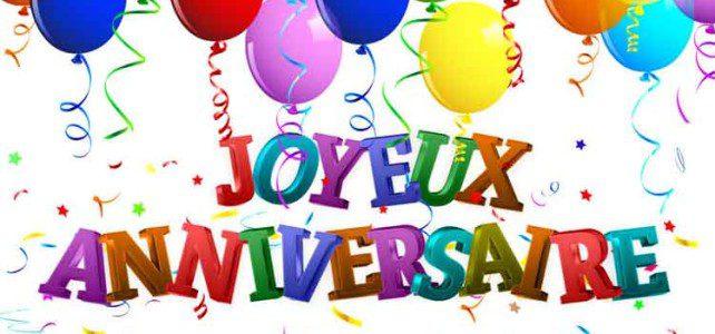 On aime fêter les anniversaires à la Maison de l'Enfance :) !!