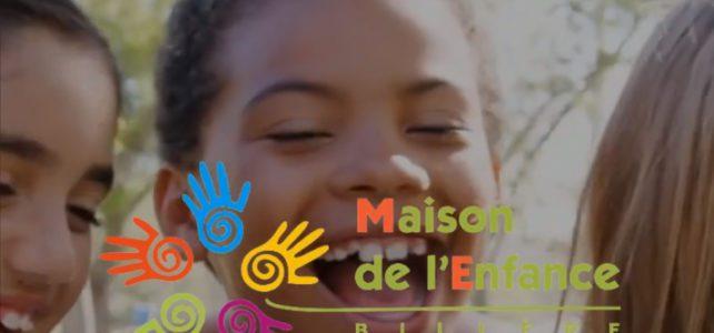 Reportage réalisé par la CAF… Au fil des parents, le 2 février 2021